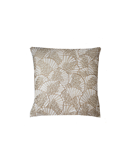 Ann Gish_Second Empore Pillow in Champagne_products_main