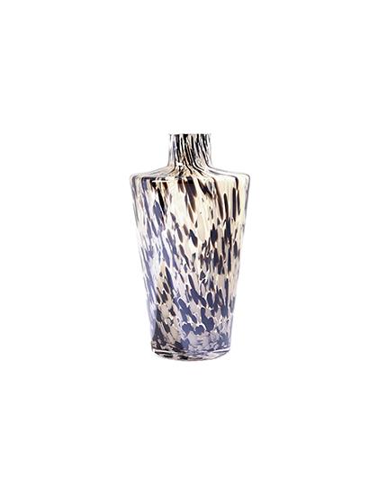 Global Views_Confetti Shoulder Vase Black Beige_products_main